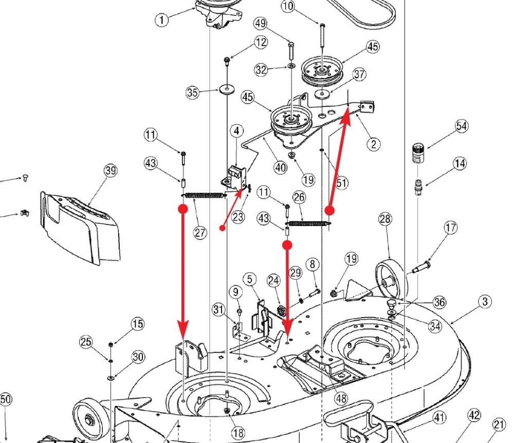 medium resolution of  troy bilt bronco riding mower wiring diagram wiring diagram fuse troy bilt pony belt