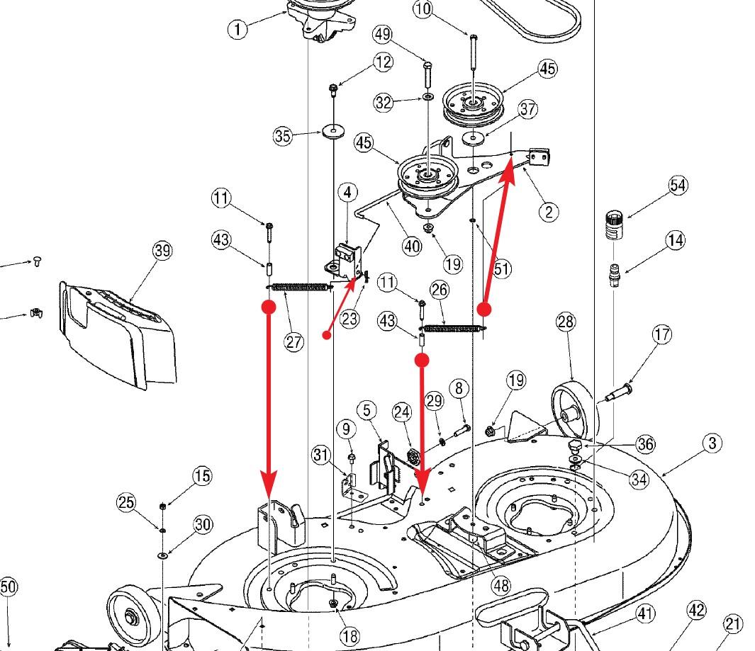 hight resolution of  troy bilt bronco riding mower wiring diagram wiring diagram fuse troy bilt pony belt