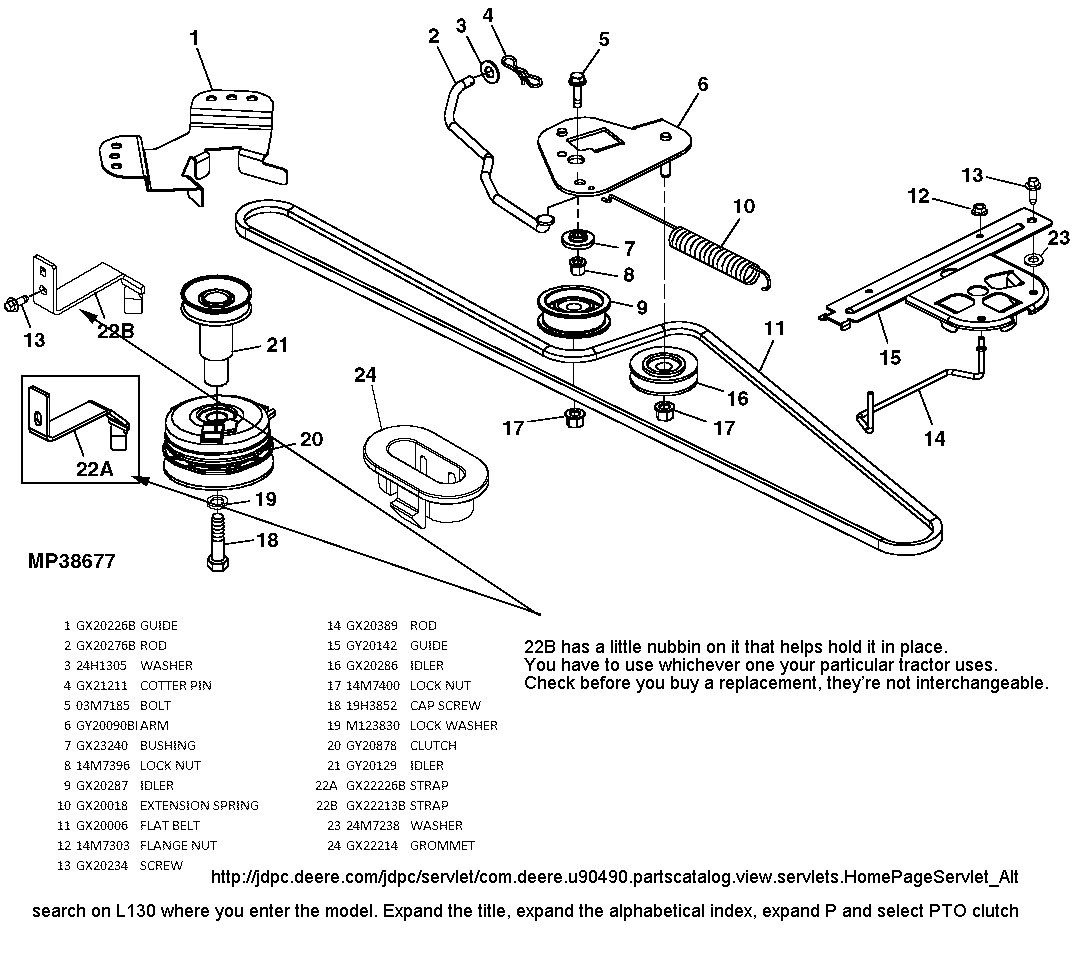 john deere wiring diagram l120 single voice coil subwoofer for lawn tractor