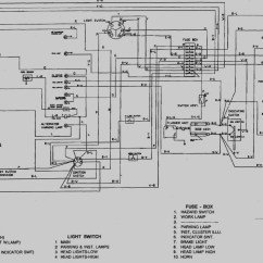 John Deere Wiring Diagram L120 Animal Cell Black And White For Lawn Tractor