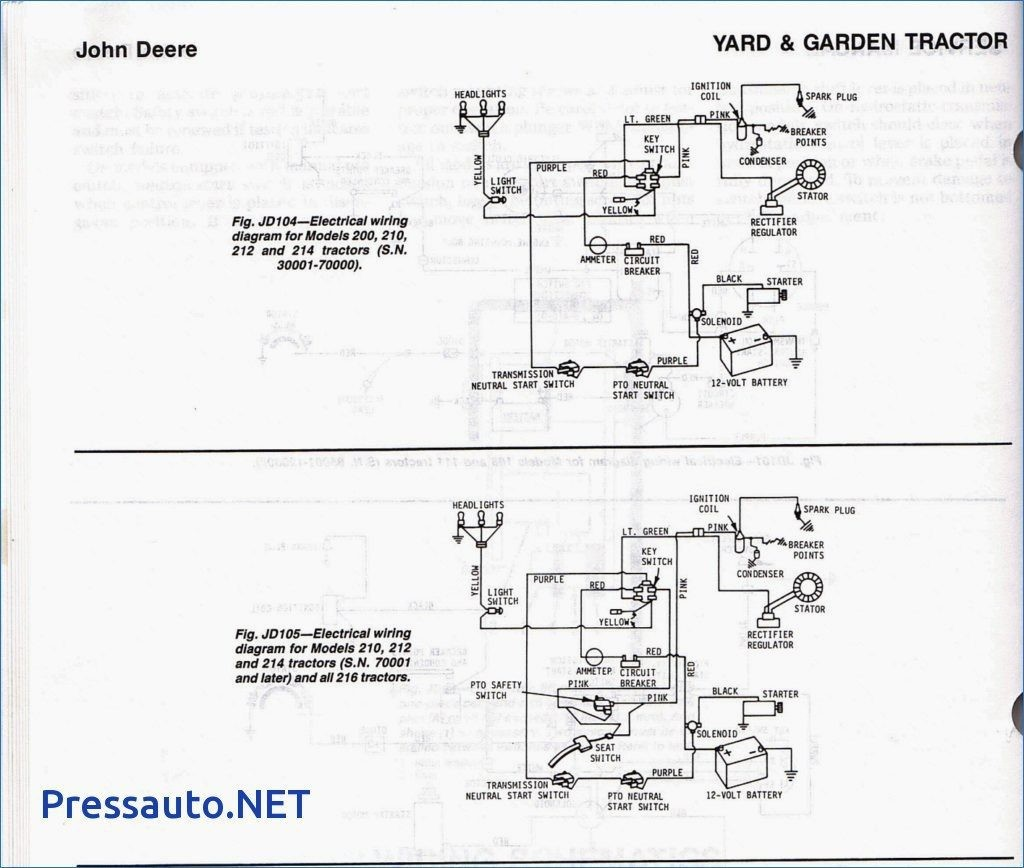 John Deere Stx38 Pto Switch Wiring Diagram For Your Needs