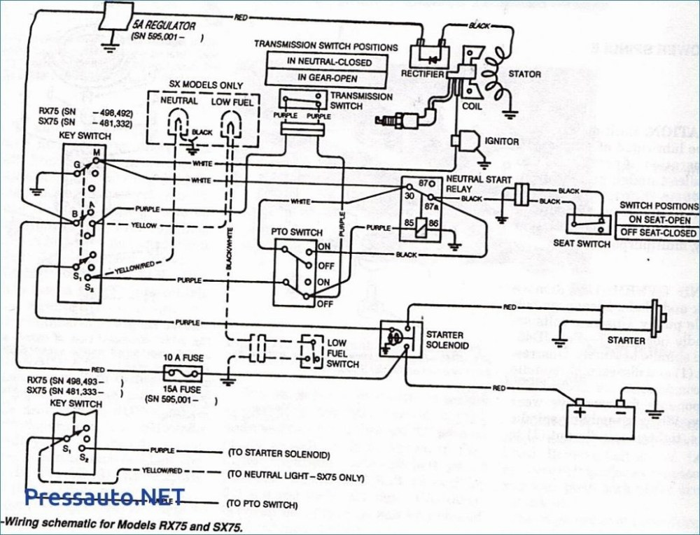 medium resolution of john deere solenoid switch wiring diagram data wiring diagram john deere tractor solenoid wiring diagram
