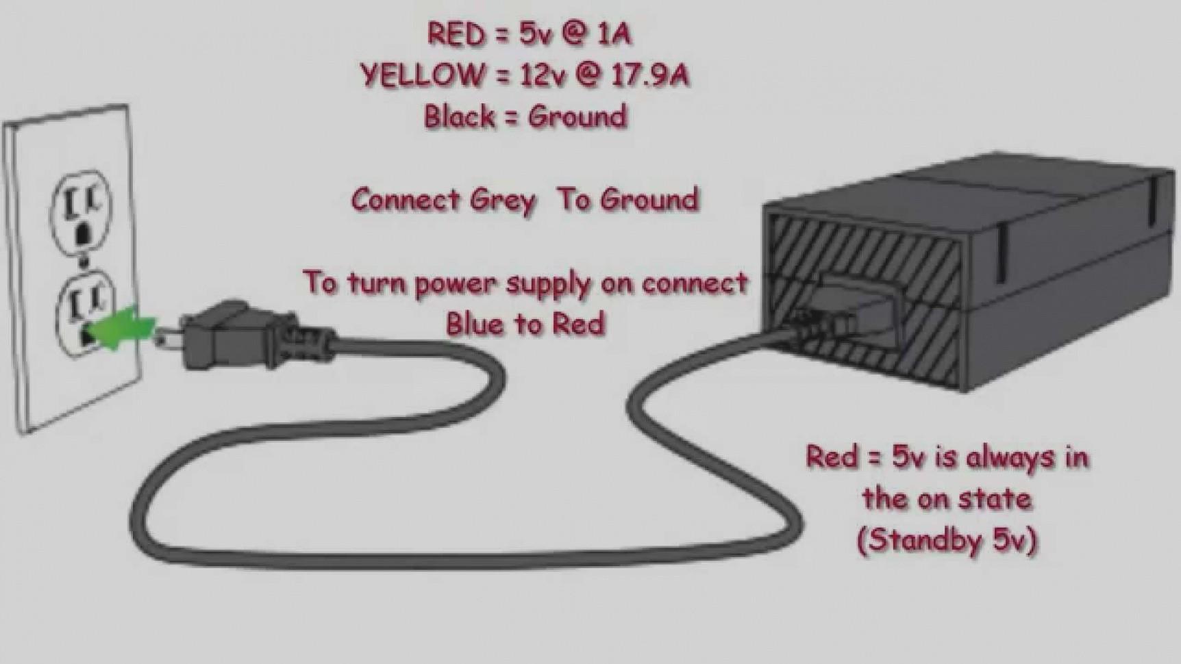 xbox 360 power supply diagram 2003 saturn vue alternator wiring image