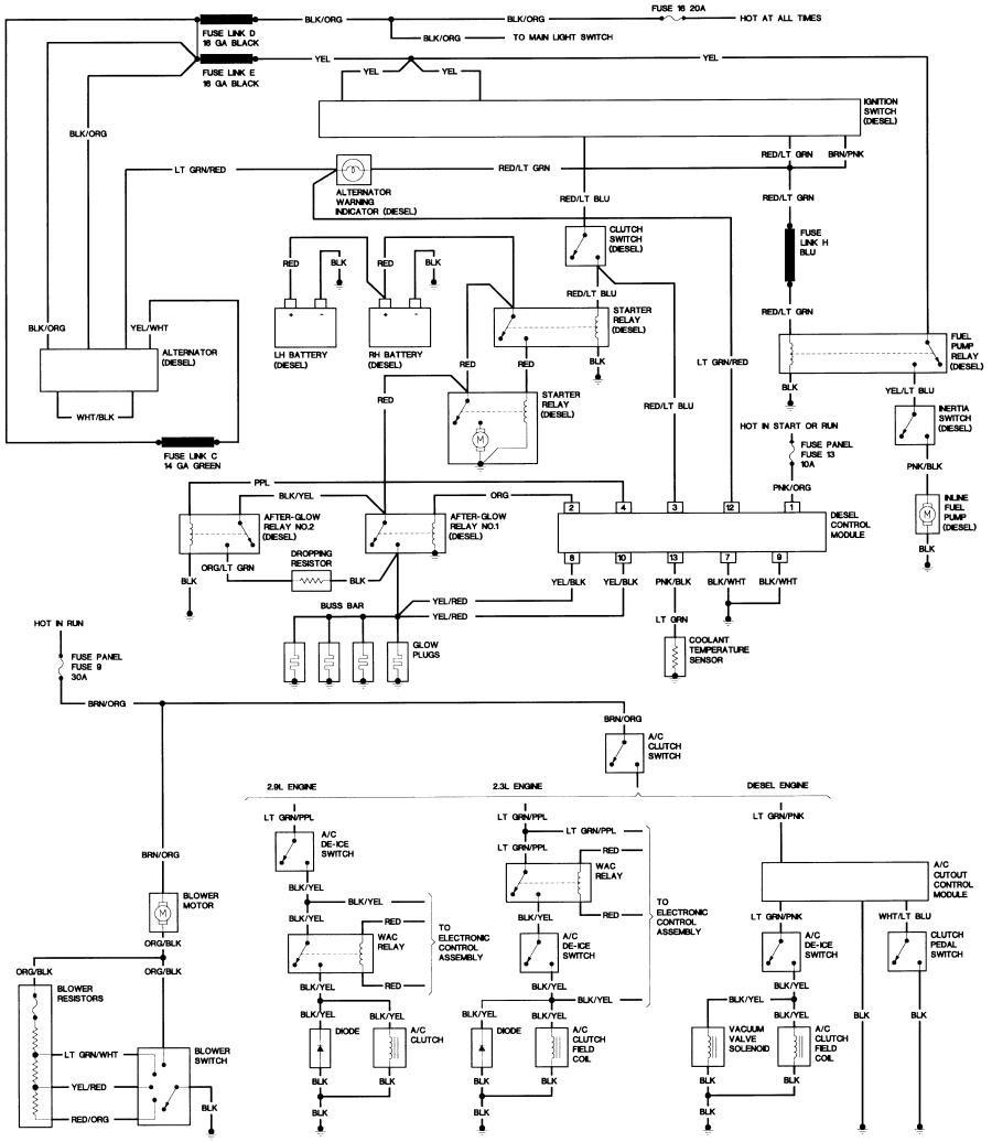 medium resolution of 1999 ford mustang engine wiring diagram