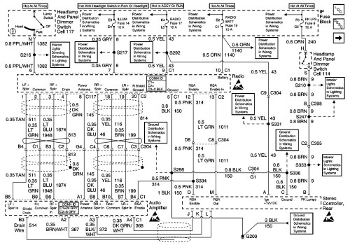 small resolution of 06 cadillac dts wiring diagram wiring diagram 2006 cadillac dts engine diagram wiring diagramwire diagram 2003