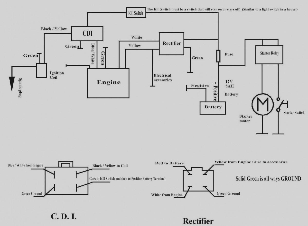 mini harley 43cc scooter wiring diagram elec wiring 220 BMW R1200C Wiring Schematic