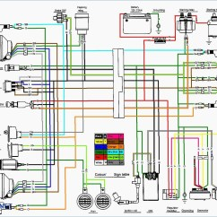 Scooter Cdi Wiring Diagram Chevy Headlight Switch Racing Library