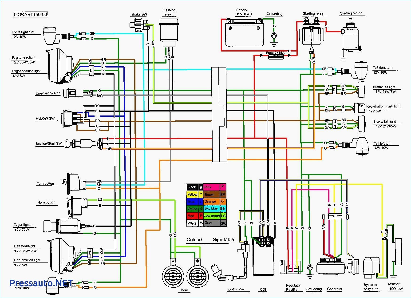 6 pin ac cdi wiring diagram 1994 honda accord engine scooter racing library
