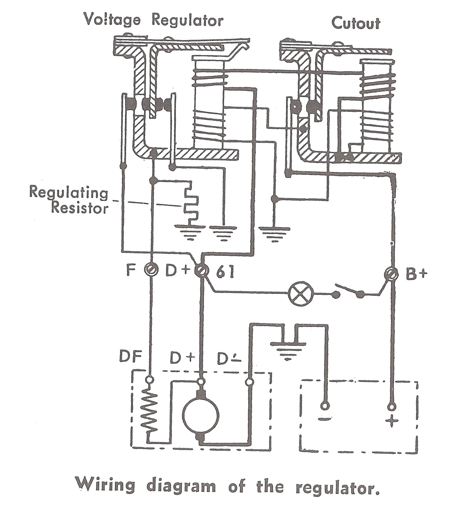 Alternator Wiring Diagram 82 Get Free Image About Wiring Diagram