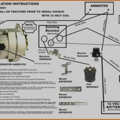 Ford 8n Wiring Diagram 6 Volt Neuron Labeled 1940 Tractor Library