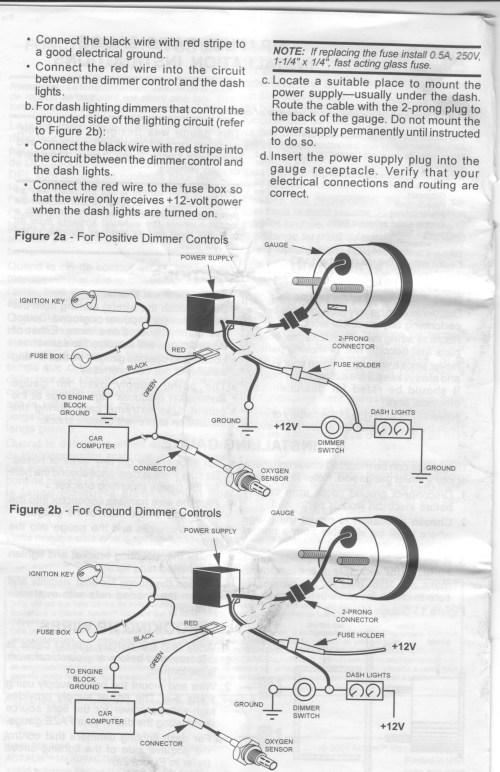 small resolution of luxury aem wideband wiring diagram new air fuel gauge