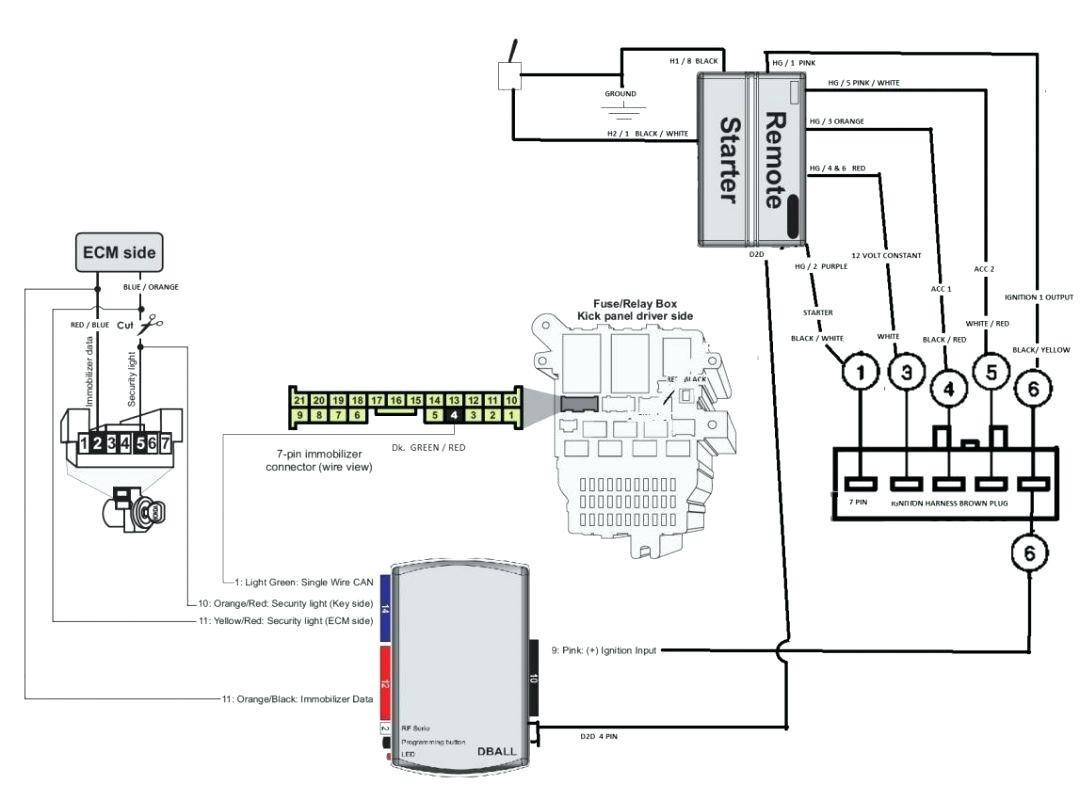 avital wiring diagrams repair manual Avital Alarm System Wiring Diagram
