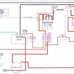 Sure Power Battery Isolator Wiring Diagram 2007 Jeep Patriot Blue Sea Acr Elegant Image