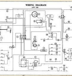 alternator wiring diagram for melroe 610 schema diagram database bobcat s250 alternator wiring diagram alternator wiring [ 2803 x 2147 Pixel ]