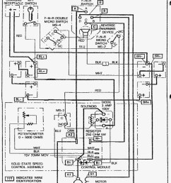 wiring diagram for 36 volt golf cart charger ez go with [ 842 x 990 Pixel ]