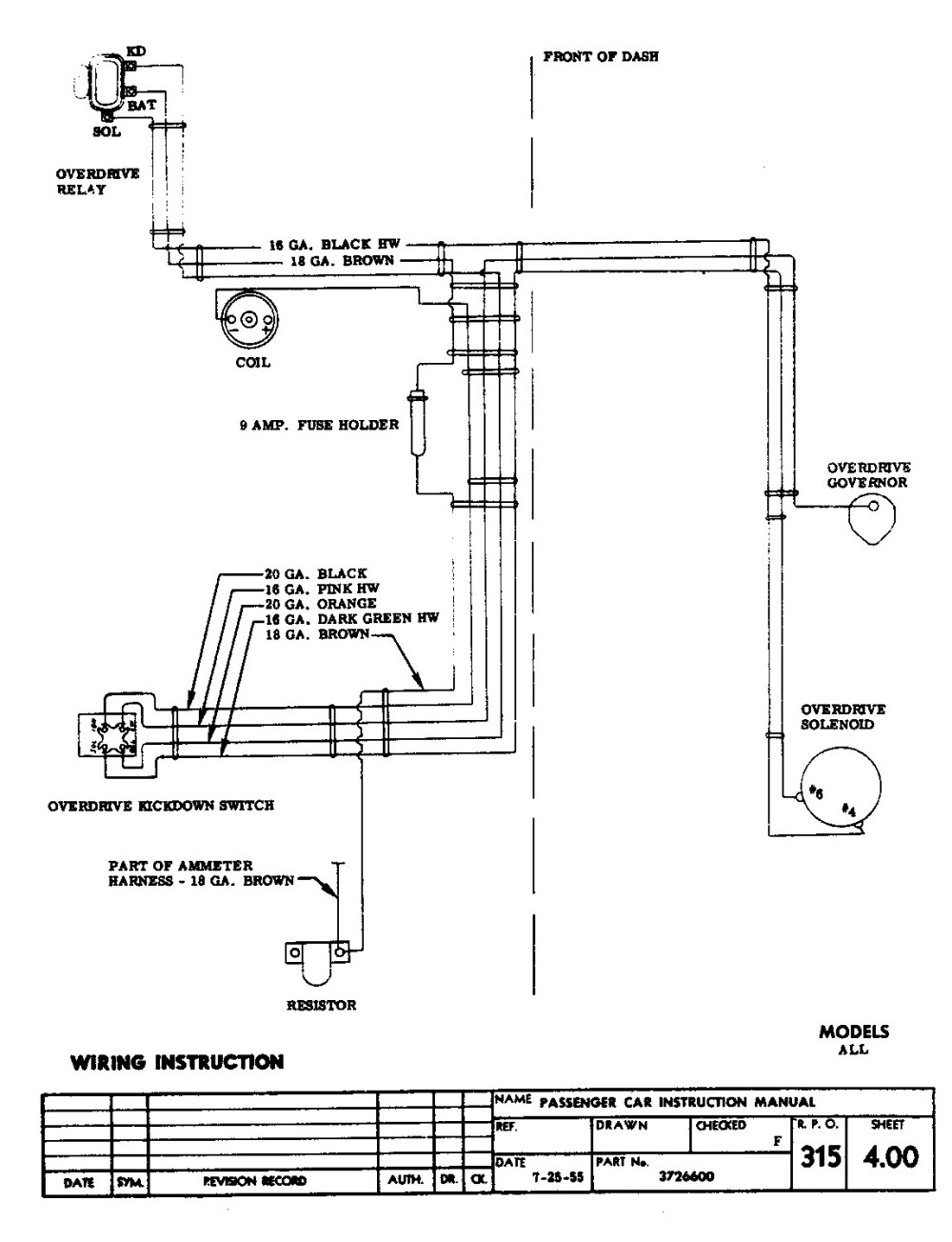 medium resolution of 1955 chevy voltage regulator wiring diagram complete wiring diagrams u2022 rh ibeegu co delco remy voltage
