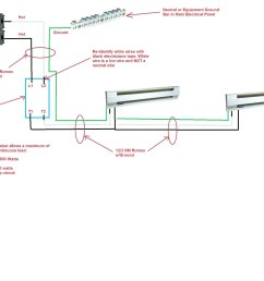 wiring diagram 220 volt baseboard heater new wiring diagram for 220v [ 1959 x 1470 Pixel ]