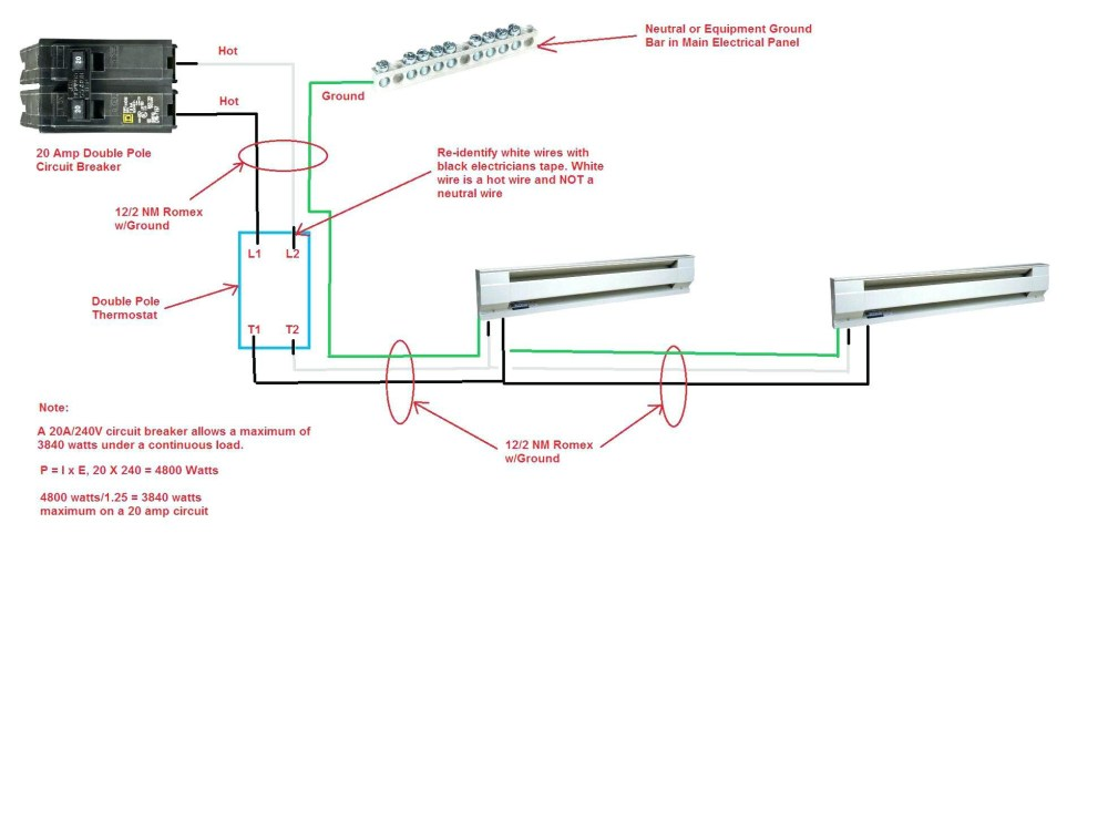 medium resolution of wiring diagram 220 volt baseboard heater new wiring diagram for 220v