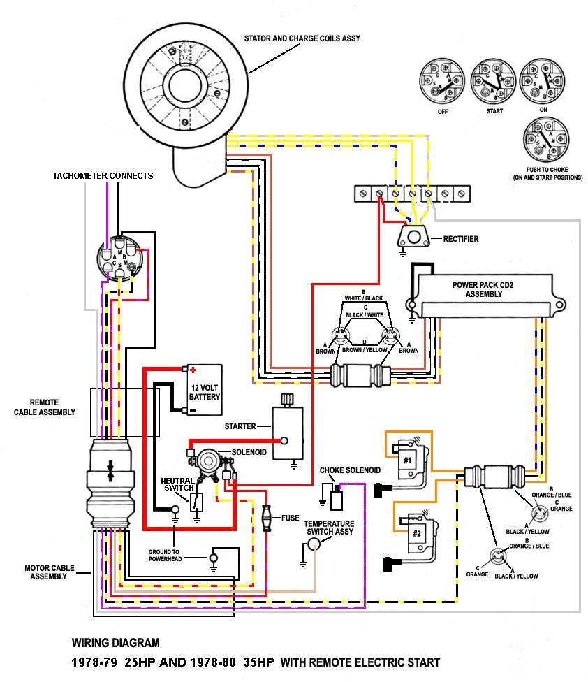 johnson 115 hp wiring diagram wiring diagram list Evinrude Ignition Switch Wiring Diagram