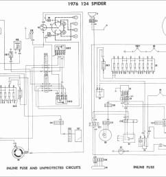 wiring diagrams besides fiat 124 spider wiring diagrams further fiat rh 18 ccainternational de 1981 fiat spider wiring diagram kawasaki wiring diagrams [ 1827 x 1300 Pixel ]