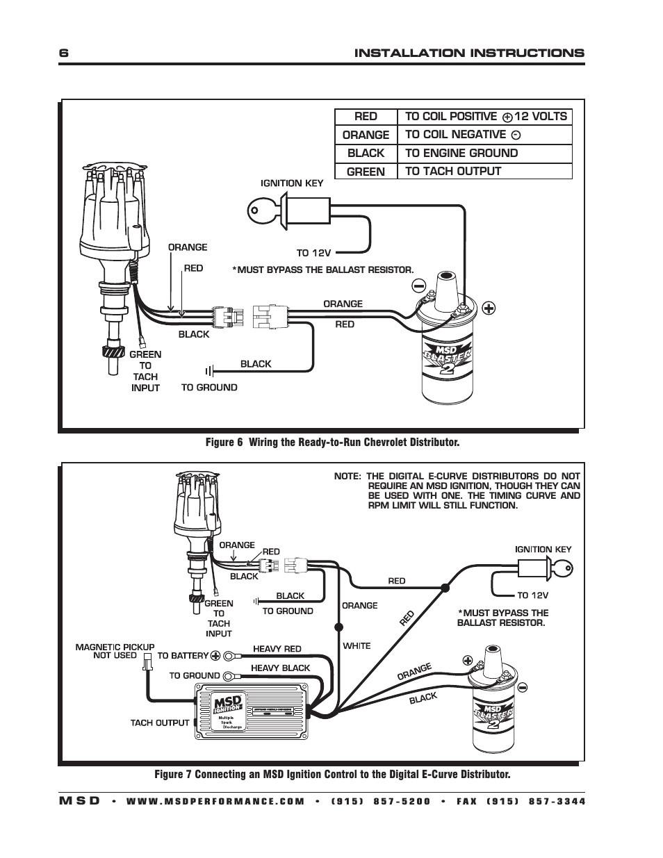 Rx7 Msd 6a Wiring Diagram | Online Wiring Diagram Mallory Hyfire Wiring Diagram Duraspark on