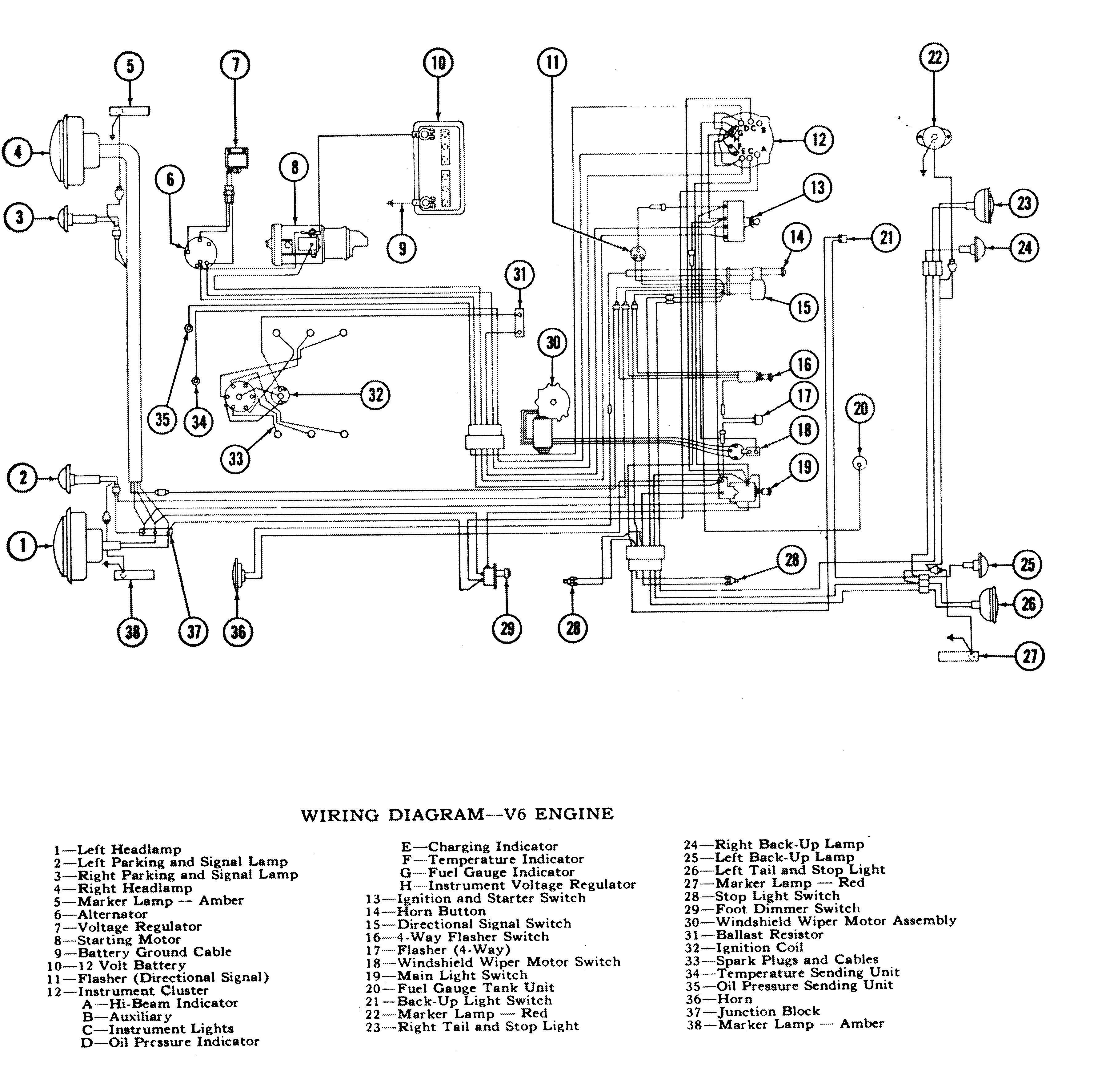 Inspirational ford Ballast Resistor Wiring Diagram