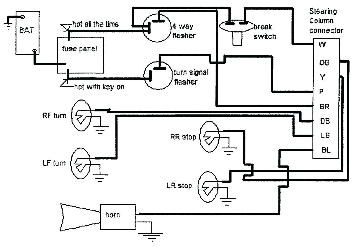 Awesome Ford Ranger Headlight Switch Wiring Diagram