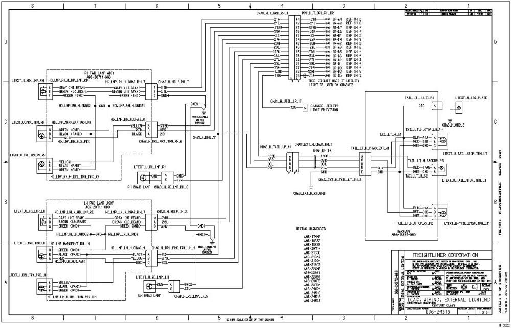 medium resolution of peterbilt wiring schematic wiring library peterbilt ac diagram peterbilt speedometer wiring diagram 2001 diy enthusiasts wiring