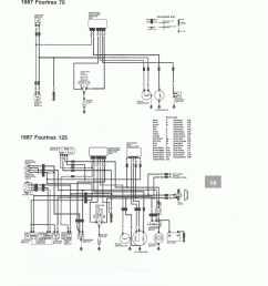 150cc chinese atv wiring diagram free download [ 1260 x 1762 Pixel ]