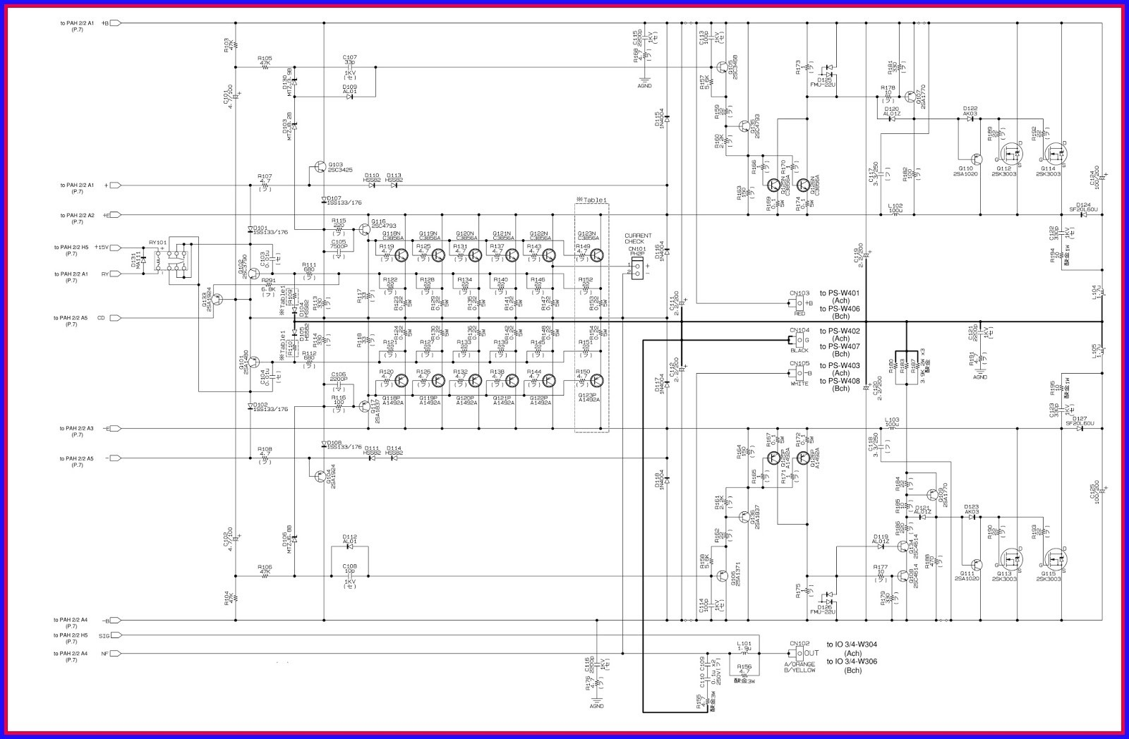 hight resolution of schematic diagram yamaha p7000s trusted wiring diagrams u2022 rh weneedradio org simple harley wiring diagram simple unique harman kardon