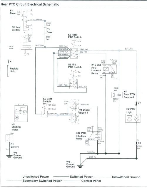 small resolution of lt133 wiring diagram wiring diagram repair guides john deere lt133 wiring schematic