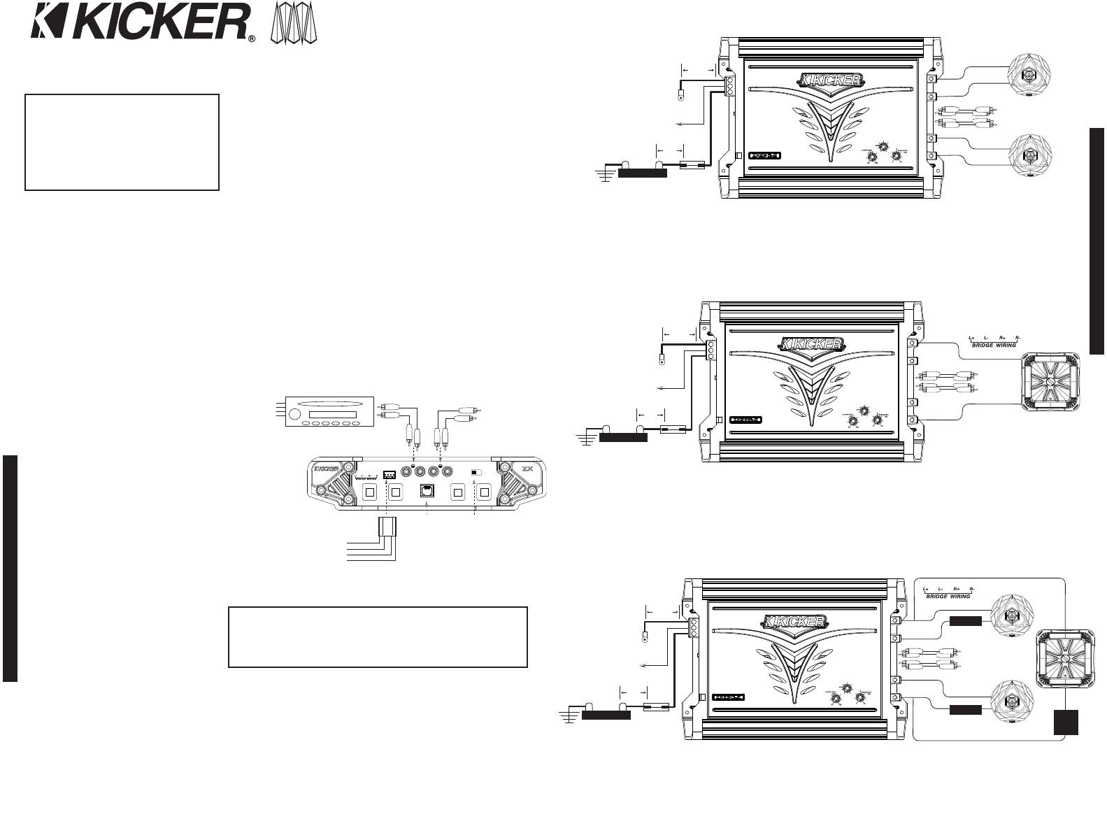 kicker comp 12 wiring diagram 1994 isuzu trooper radio r image