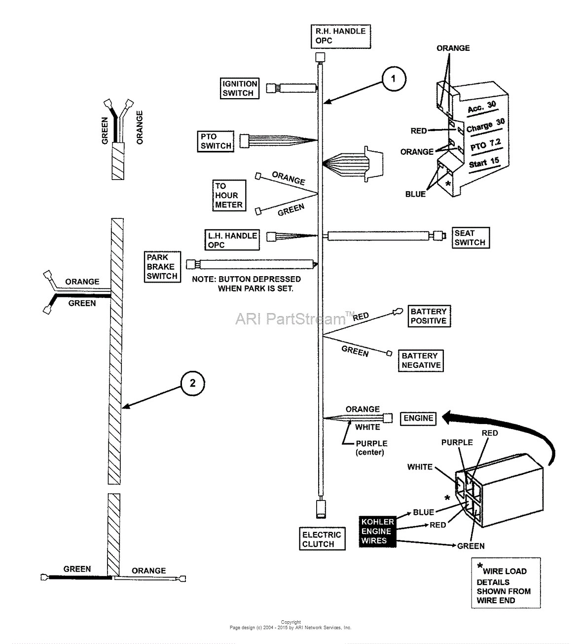 25 Hp Kohler Engine Wiring Schematic - Wiring Diagram Schemas