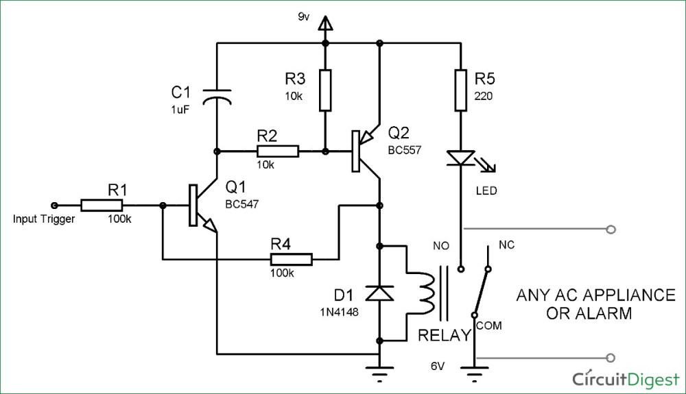 medium resolution of alarm latching relay diagram complete wiring diagrams u2022 rh oldorchardfarm co latching relay