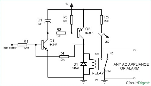 small resolution of alarm latching relay diagram complete wiring diagrams u2022 rh oldorchardfarm co latching relay