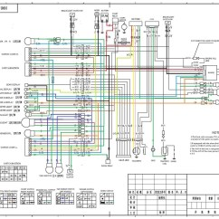 Lifan 150 Wiring Diagram Rj11 Using Cat6 Kymco 125 And Schematics