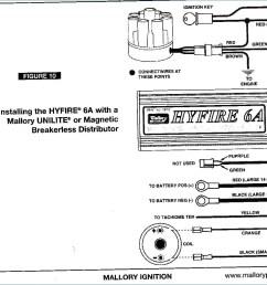 mallory breakerless distributor wiring trusted wiring diagrams 76 jeep cj5 ignition conversion 76 jeep cj5 distributor [ 1600 x 1010 Pixel ]