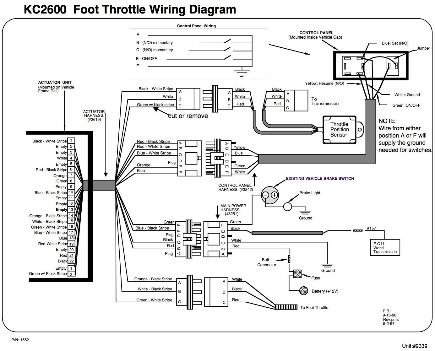 Awesome Md3060 Allison Transmission Wiring Diagram