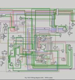 77 mg midget wiring diagram wiring diagram post 1968 mg midget wiring diagram [ 1400 x 990 Pixel ]