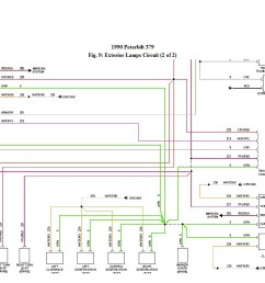 peterbilt 379 wiring harness diagram wiring diagram be simular to your wiring harness for the pete sleeper thanks greg [ 1280 x 800 Pixel ]