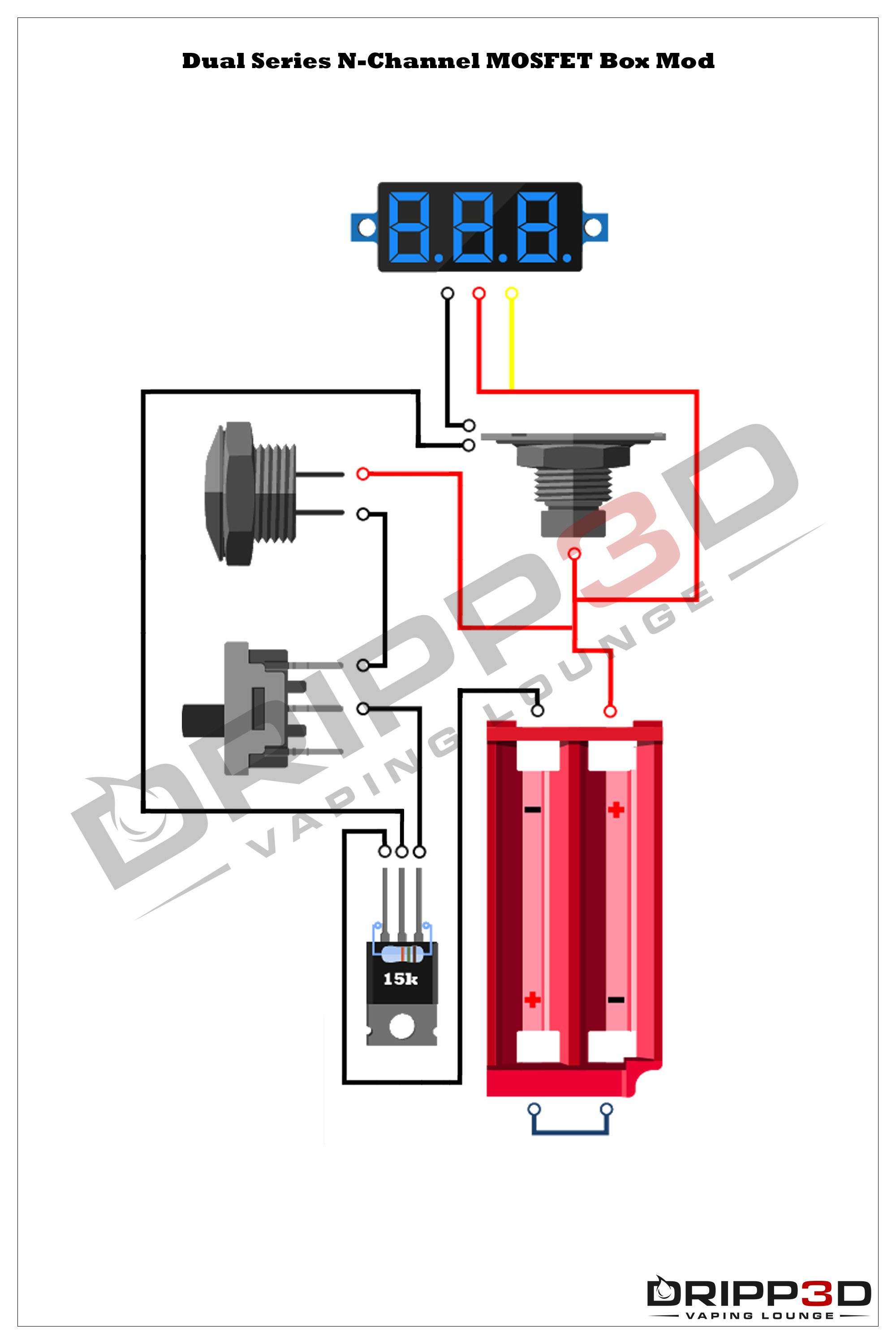 Mechanical Box Mod Wiring Diagram Mos Fet Hight Resolution Of Unregulated Electrical Schematics E Cig