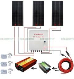 solar combiner box wiring diagram wiring library rh 93 skriptoase de pv grounding diagrams pv system [ 1000 x 1000 Pixel ]