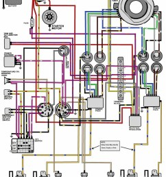 Mercury Power Tilt Wiring Diagram - on