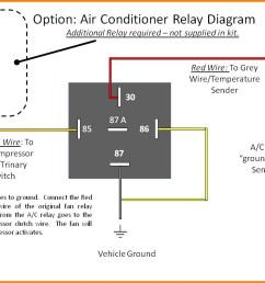 cooling fan relay wiring diagram elegant fan relay wiring diagram wiring trinary  [ 1290 x 730 Pixel ]