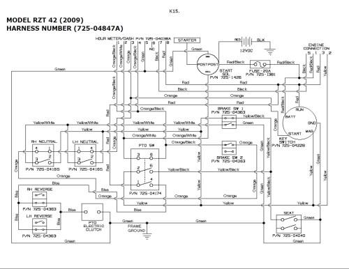 small resolution of troy bilt solenoid wiring diagram basic wiring diagram u2022 rh rnetcomputer co troy bilt pony mower wiring diagram troy bilt pony 17 5 hp