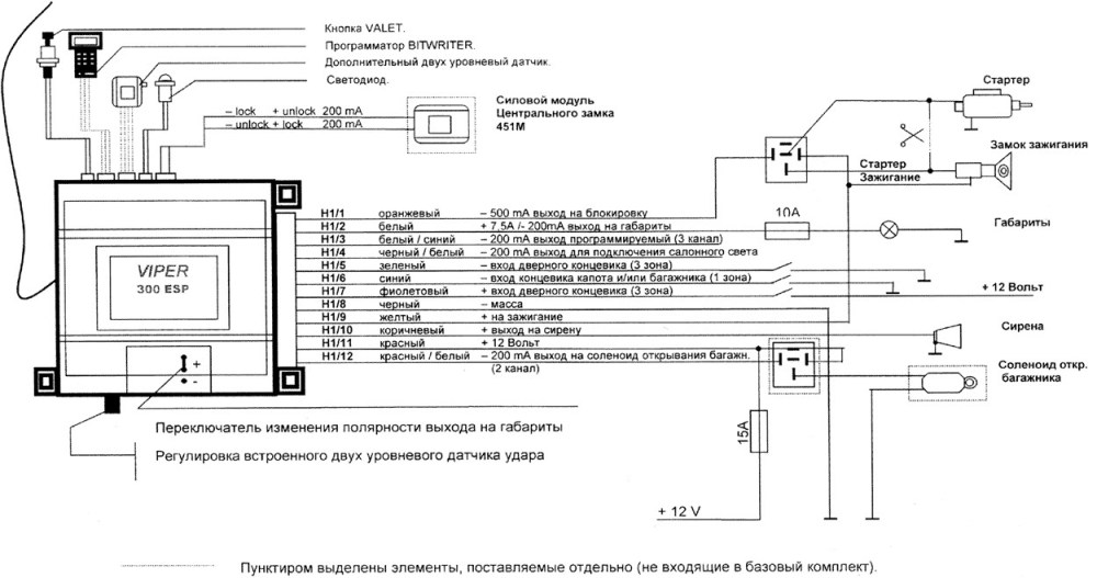 medium resolution of viper 300 wiring diagram simple wiring diagram rh 38 mara cujas de viper 5901 car alarm diagram viper car alarms remote start