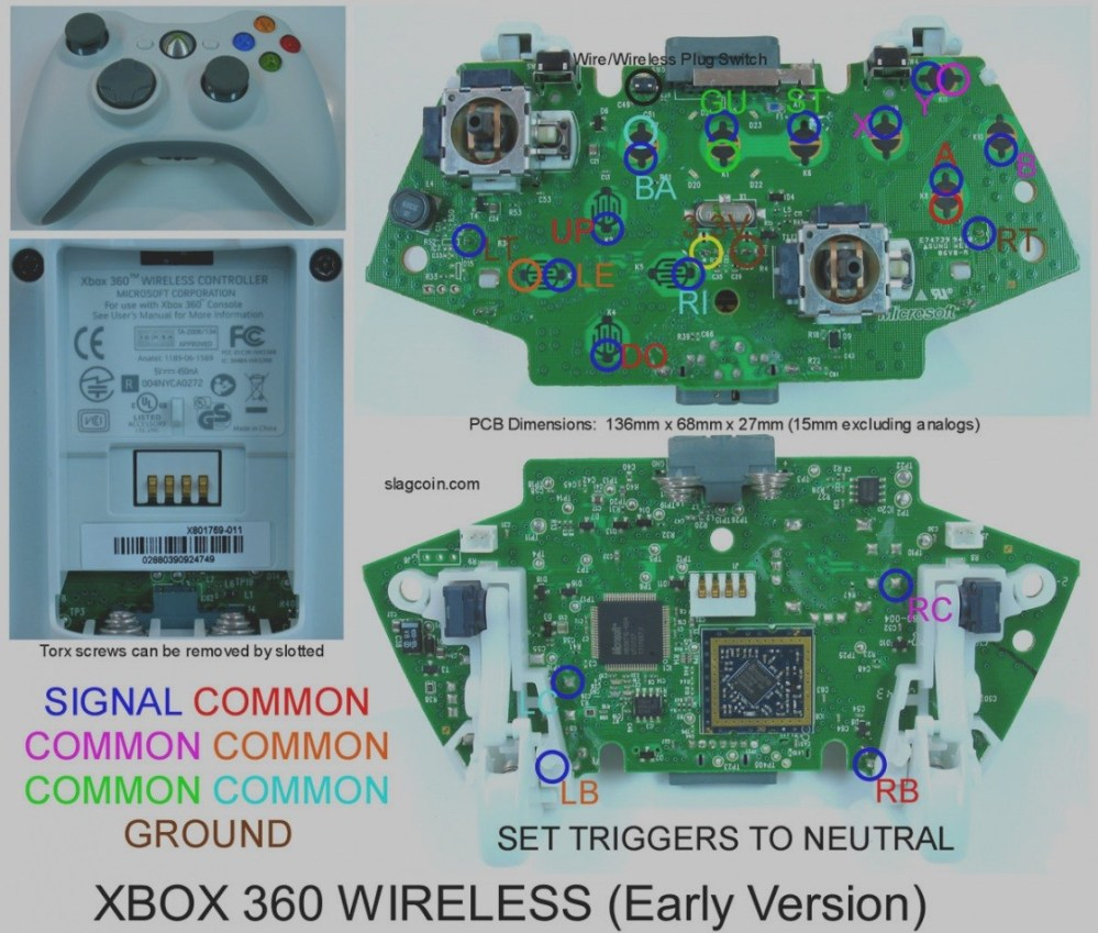 medium resolution of xbox usb controller wiring diagram wiring diagram article review xbox controller to usb wiring diagram xbox controller usb wiring diagram