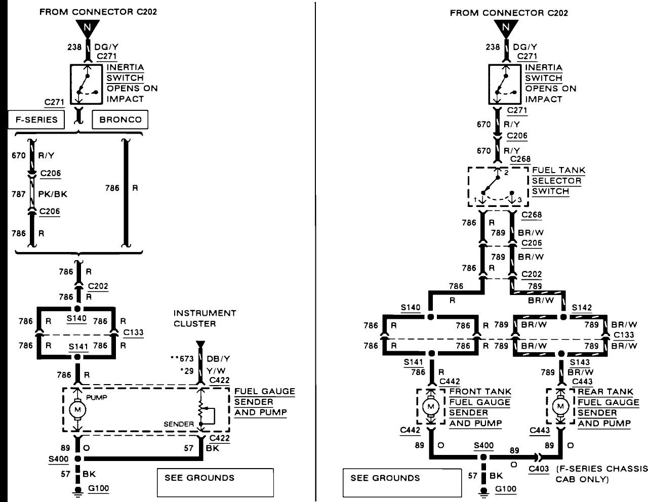 hight resolution of ford f 150 fuel pump wiring diagram 95 wire data schema u2022 rh sellfie co 1999