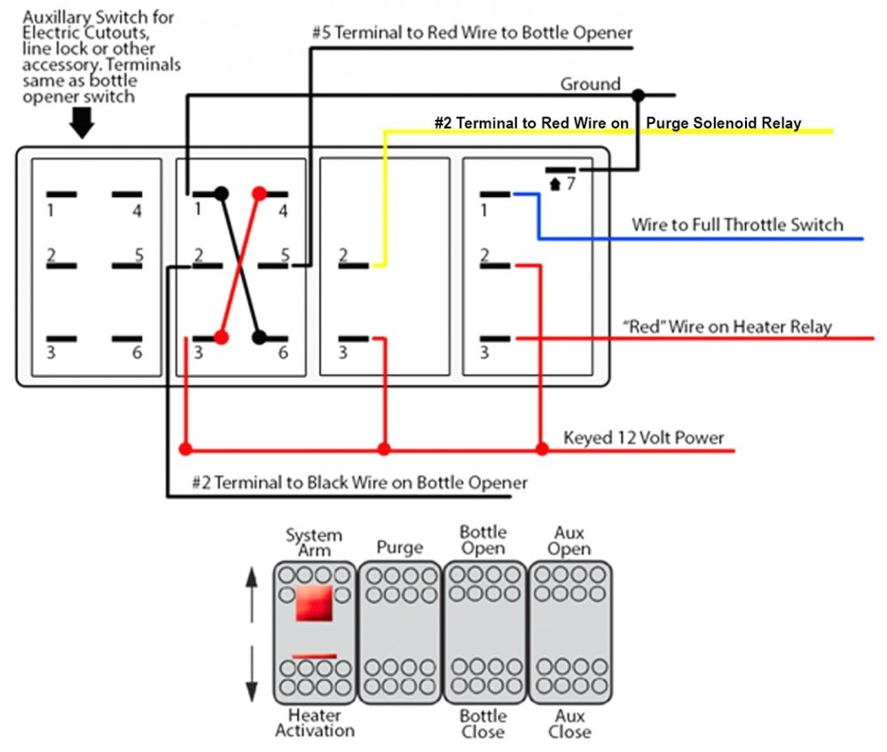 medium resolution of 6 pole switch diagram wiring diagram today 6 prong toggle switch wiring diagram 6 pole switch