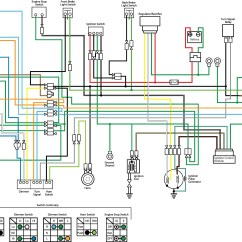 Simple Auto Electrical Wiring Diagram Gems Pressure Sensor Basic Car Awesome Image